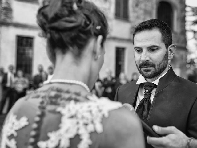 Il matrimonio di Fabrizio e Eleonora a Millesimo, Savona 40