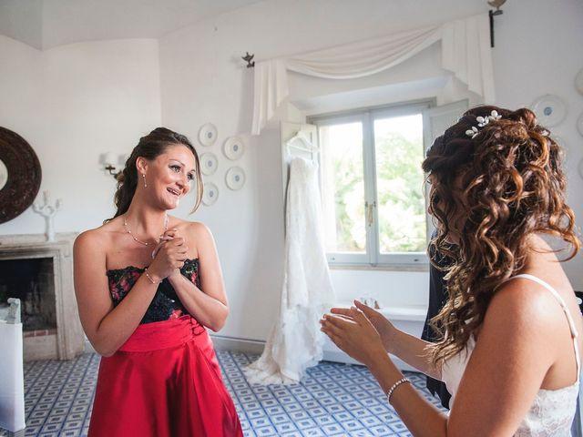 Il matrimonio di Giacomo e Federica a Santa Marinella, Roma 7