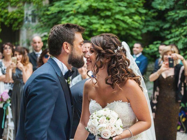 Il matrimonio di Giacomo e Federica a Santa Marinella, Roma 23