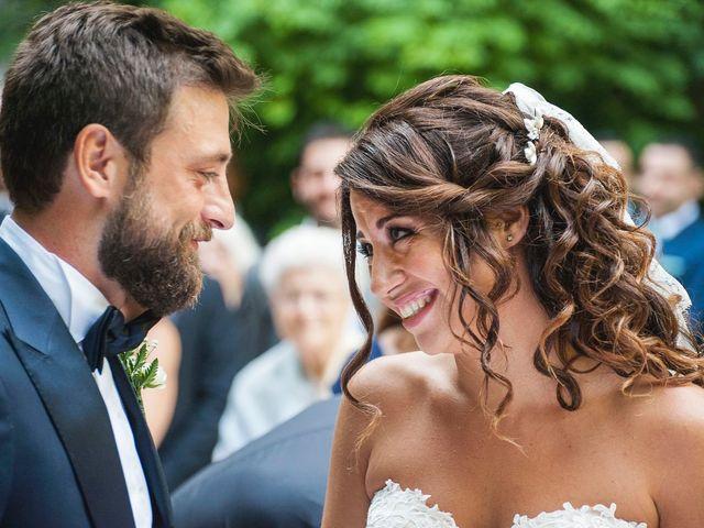 Il matrimonio di Giacomo e Federica a Santa Marinella, Roma 24