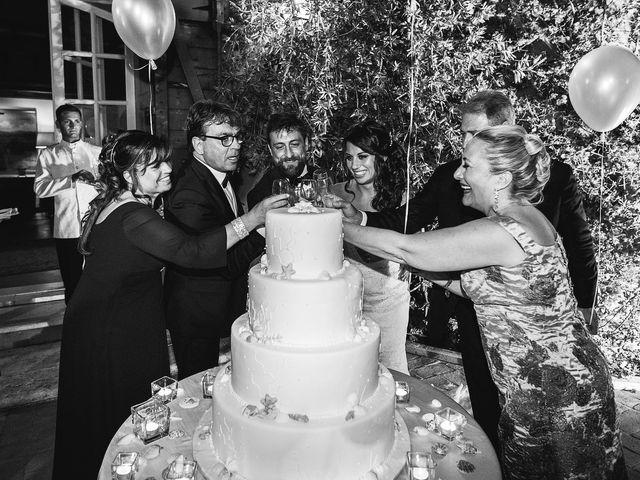 Il matrimonio di Giacomo e Federica a Santa Marinella, Roma 46