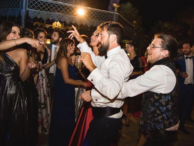 Il matrimonio di Giacomo e Federica a Santa Marinella, Roma 49