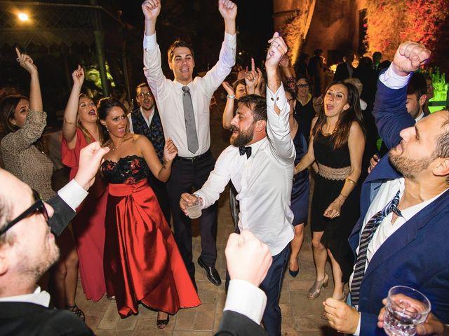 Il matrimonio di Giacomo e Federica a Santa Marinella, Roma 51