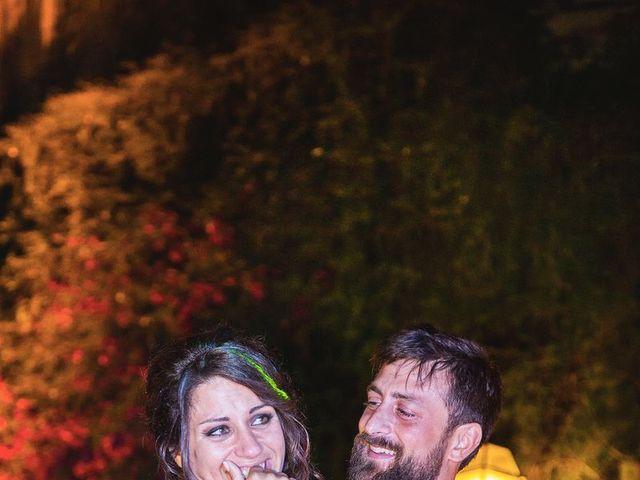 Il matrimonio di Giacomo e Federica a Santa Marinella, Roma 58