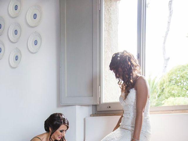 Il matrimonio di Giacomo e Federica a Santa Marinella, Roma 11