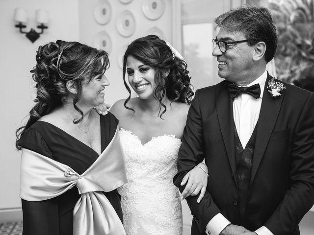 Il matrimonio di Giacomo e Federica a Santa Marinella, Roma 15