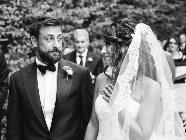 Il matrimonio di Giacomo e Federica a Santa Marinella, Roma 25