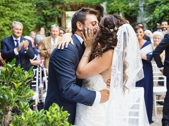 Il matrimonio di Giacomo e Federica a Santa Marinella, Roma 30