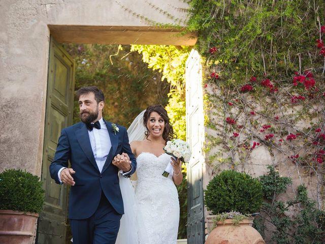 Il matrimonio di Giacomo e Federica a Santa Marinella, Roma 31