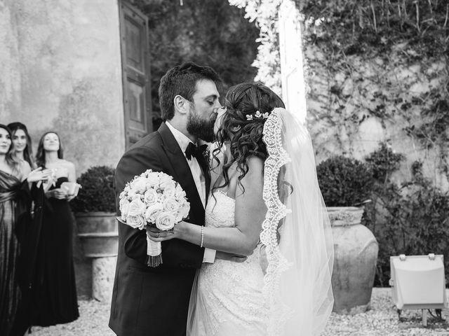 Il matrimonio di Giacomo e Federica a Santa Marinella, Roma 33