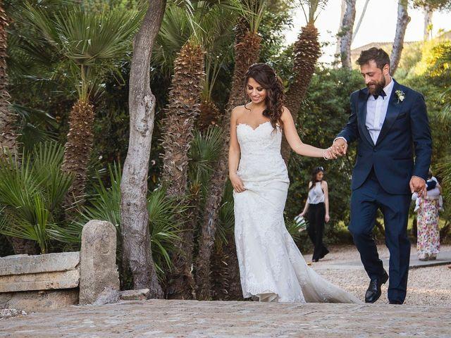 Il matrimonio di Giacomo e Federica a Santa Marinella, Roma 41