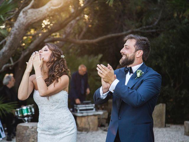 Il matrimonio di Giacomo e Federica a Santa Marinella, Roma 42