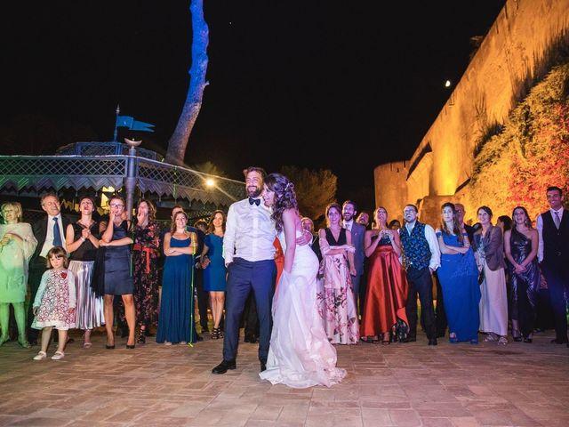 Il matrimonio di Giacomo e Federica a Santa Marinella, Roma 55