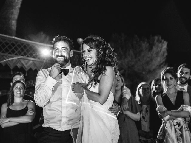 Il matrimonio di Giacomo e Federica a Santa Marinella, Roma 59