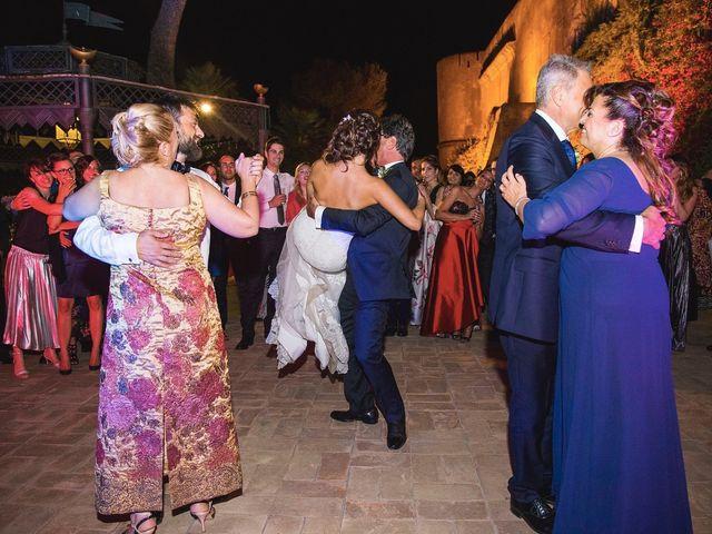 Il matrimonio di Giacomo e Federica a Santa Marinella, Roma 63