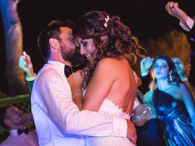 Il matrimonio di Giacomo e Federica a Santa Marinella, Roma 64
