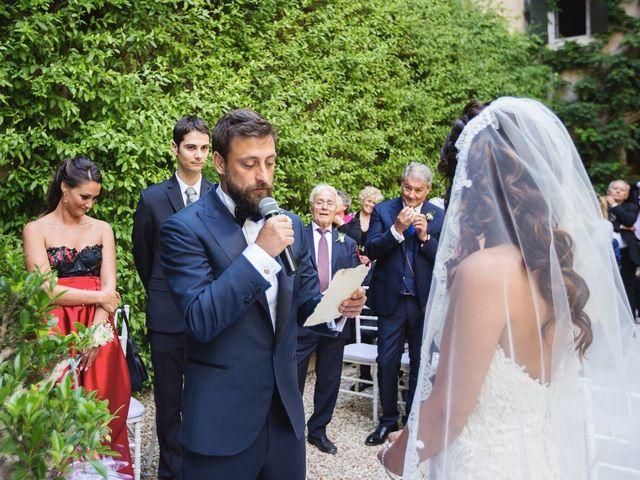 Il matrimonio di Giacomo e Federica a Santa Marinella, Roma 27