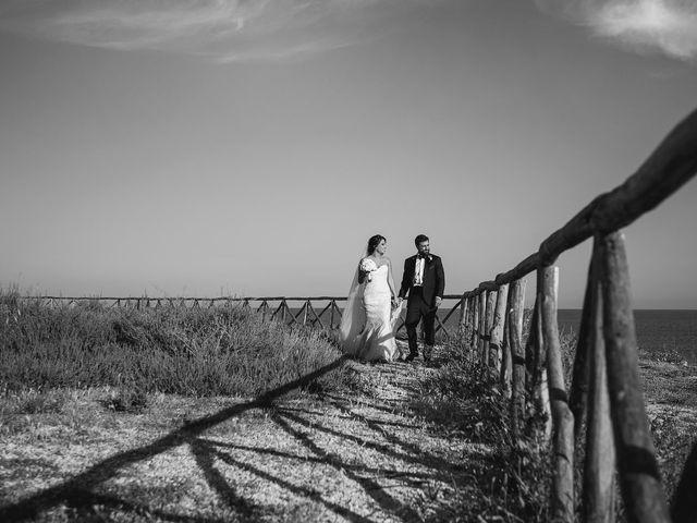 Il matrimonio di Giacomo e Federica a Santa Marinella, Roma 36