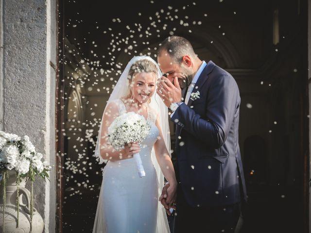 Il matrimonio di Gaetano e Francesca a Limatola, Benevento 22