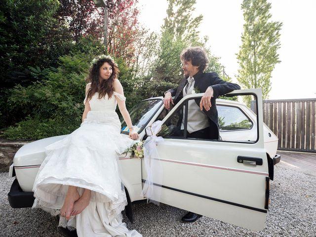 Le nozze di Alessia e Ivan