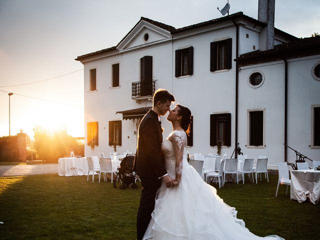 Le nozze di Claudia e Pietro