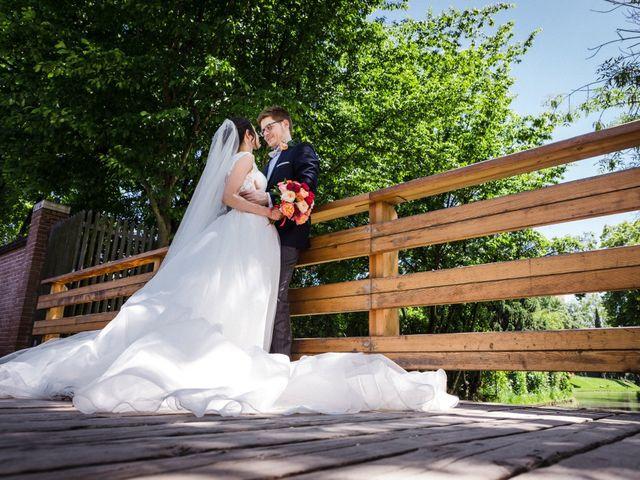 Le nozze di Agnese e Daniele