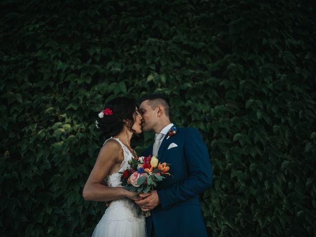 Le nozze di Marika e Domenico