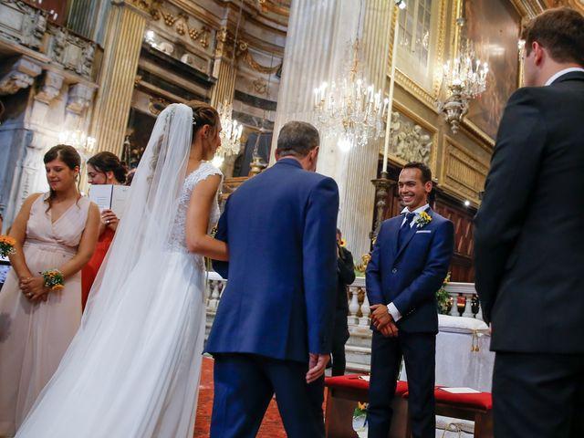 Il matrimonio di Matteo e Lavinia a Genova, Genova 9