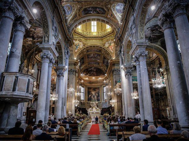 Il matrimonio di Matteo e Lavinia a Genova, Genova 11