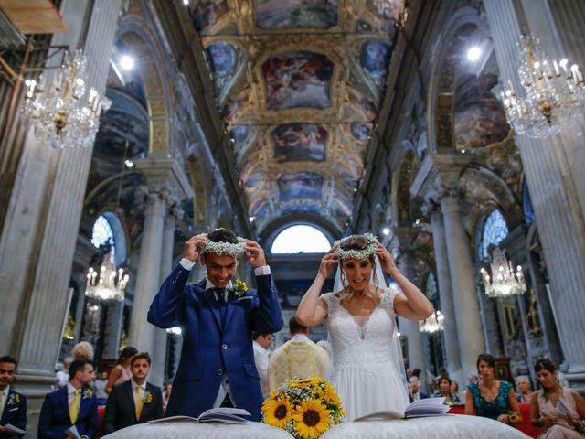 Il matrimonio di Matteo e Lavinia a Genova, Genova 13
