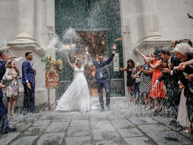 Il matrimonio di Matteo e Lavinia a Genova, Genova 15
