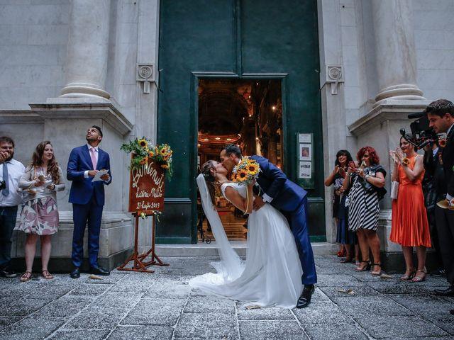Il matrimonio di Matteo e Lavinia a Genova, Genova 16