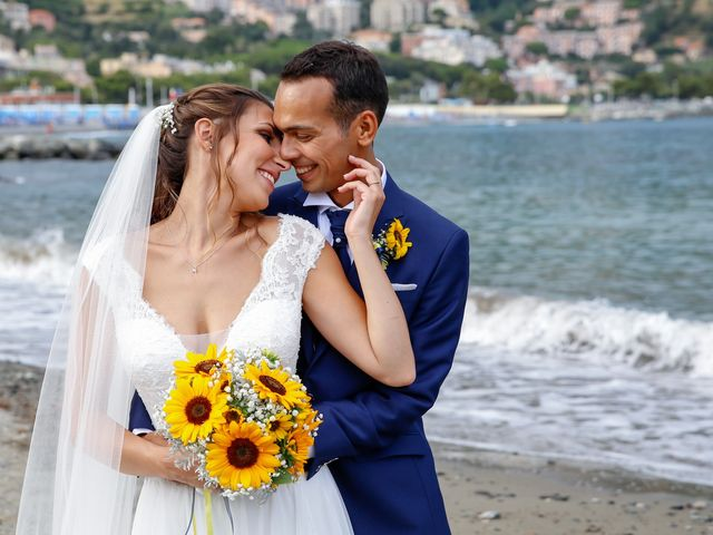 Il matrimonio di Matteo e Lavinia a Genova, Genova 18
