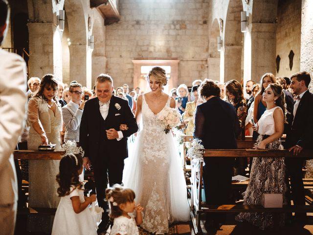 Il matrimonio di Simone e Caterina a Siena, Siena 8