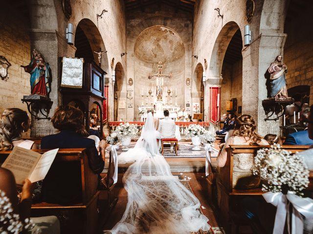 Il matrimonio di Simone e Caterina a Siena, Siena 9