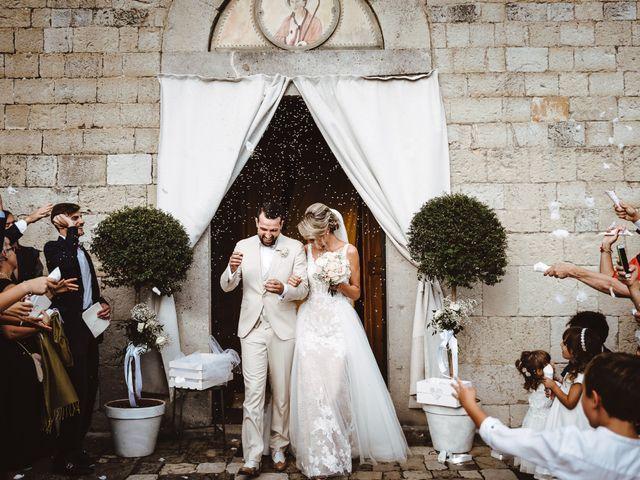 Il matrimonio di Simone e Caterina a Siena, Siena 14