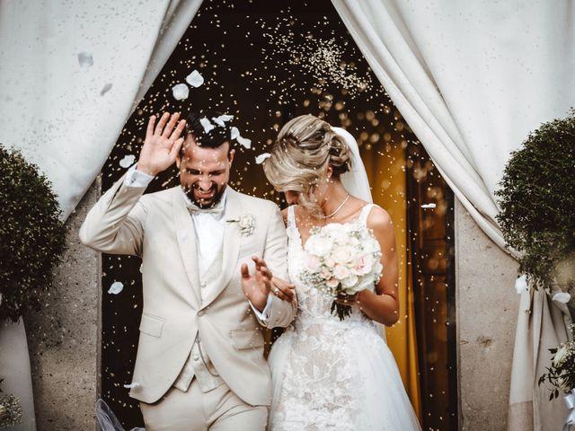 Il matrimonio di Simone e Caterina a Siena, Siena 15
