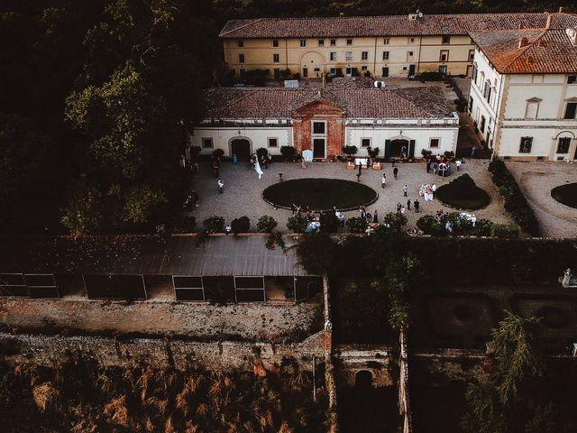 Il matrimonio di Simone e Caterina a Siena, Siena 16