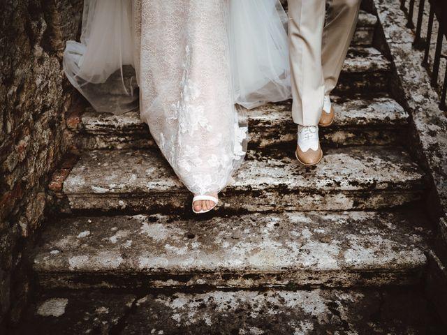 Il matrimonio di Simone e Caterina a Siena, Siena 18
