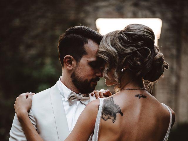 Il matrimonio di Simone e Caterina a Siena, Siena 23