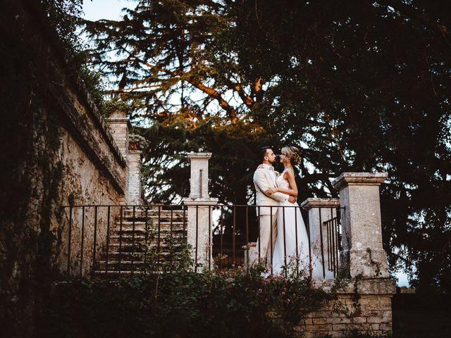 Il matrimonio di Simone e Caterina a Siena, Siena 24