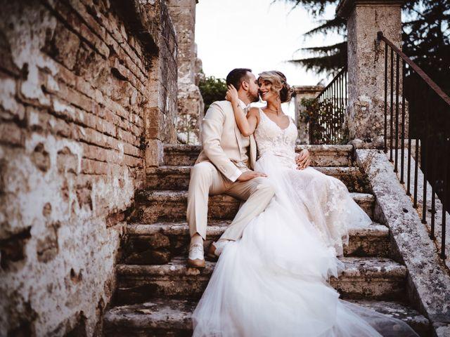 Il matrimonio di Simone e Caterina a Siena, Siena 26
