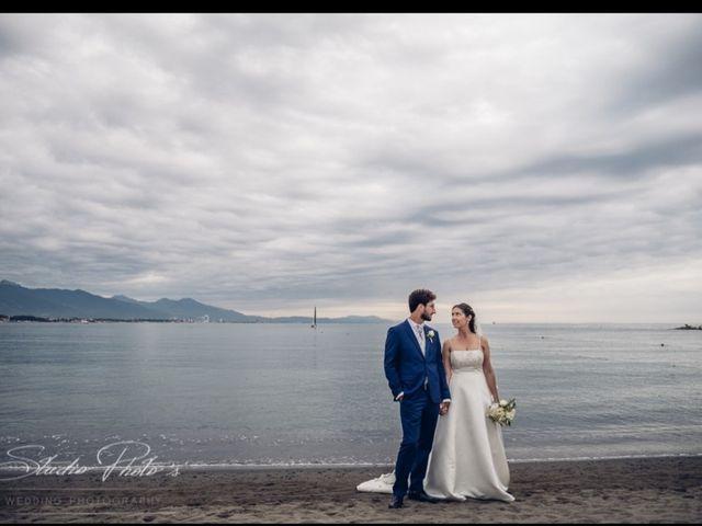 Il matrimonio di Francesco e Ambra  a Ameglia, La Spezia 1