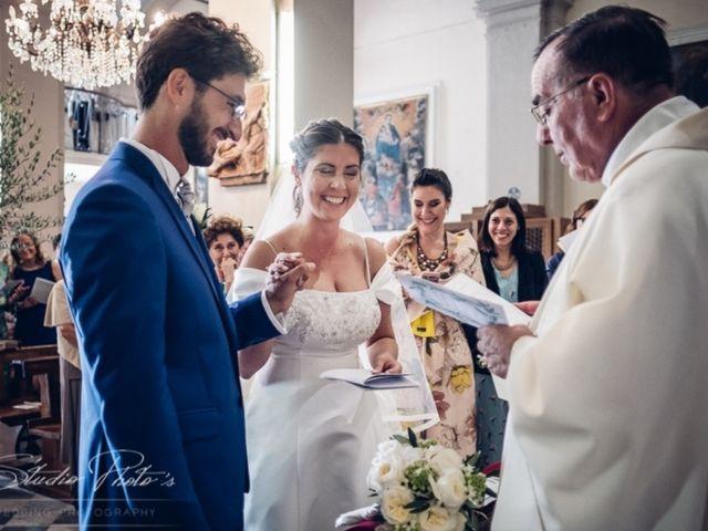 Il matrimonio di Francesco e Ambra  a Ameglia, La Spezia 2
