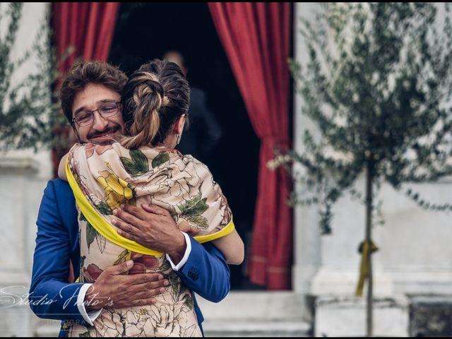 Il matrimonio di Francesco e Ambra  a Ameglia, La Spezia 8