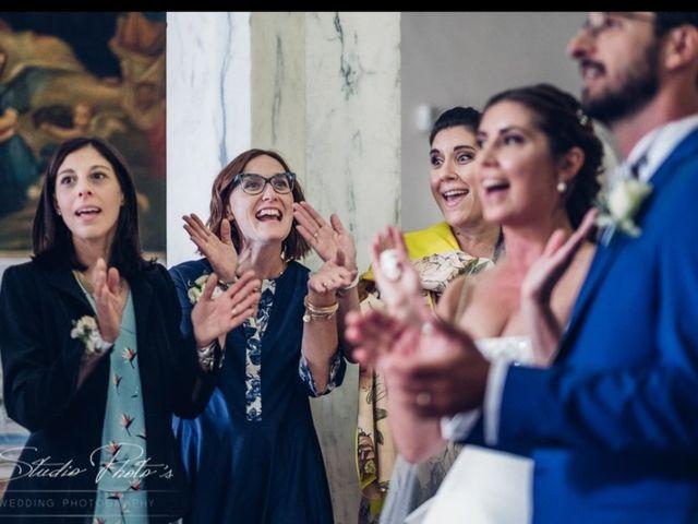 Il matrimonio di Francesco e Ambra  a Ameglia, La Spezia 10