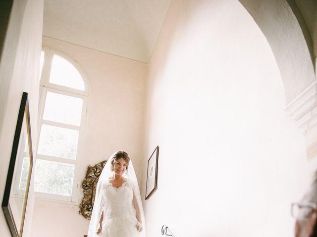 Il matrimonio di Martin e Dorine a Terricciola, Pisa 6