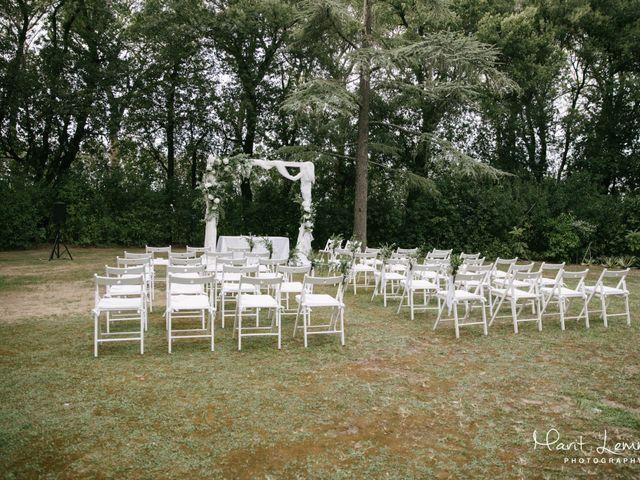 Il matrimonio di Martin e Dorine a Terricciola, Pisa 7
