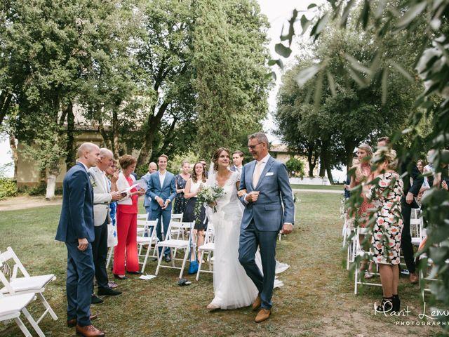 Il matrimonio di Martin e Dorine a Terricciola, Pisa 9