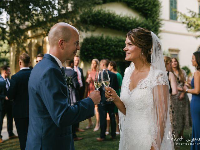 Il matrimonio di Martin e Dorine a Terricciola, Pisa 12